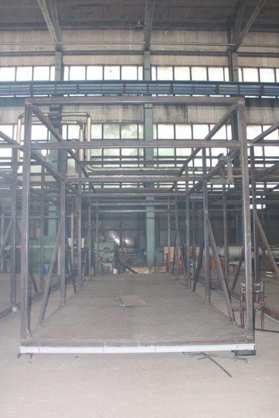 Блочно-модульные здания — с нижней строповкой