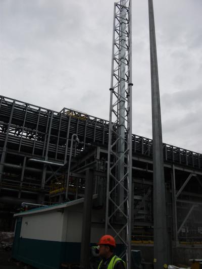 Башня вентиляционная
