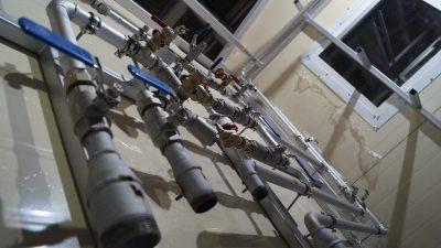 Блочно-модульная котельная 300 кВт